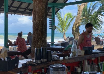 Beach Bar & Ocean View